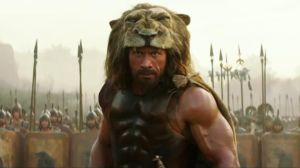 """The Rock starring in 2014's """"Hercules"""", based entirely on this match"""