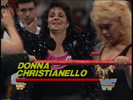 I'm assuming this is Ric Flair's Mother