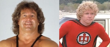 I can't tell the difference between Ken Patera and the Greatest American Hero. Maybe that's the point
