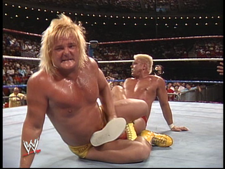 Außergewöhnlich Greg Valentine The Later Years: WWF 1988 1991