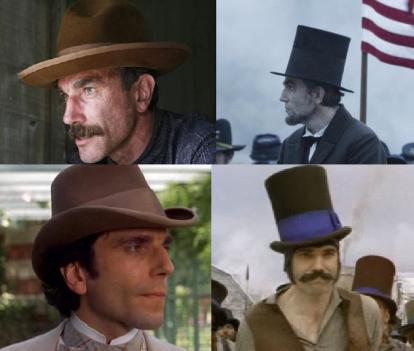 Daniel Day Lewis Hats