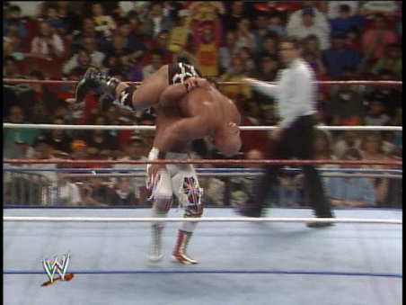Davey Boy Power Slam