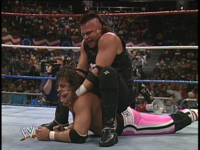 Hart Foundation Nasty Boys