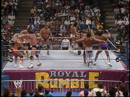 Royal Rumble 91