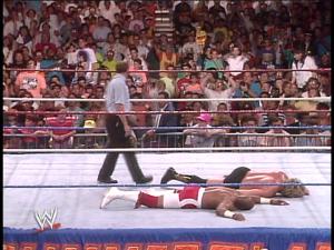 Virgil Dibiase SummerSlam