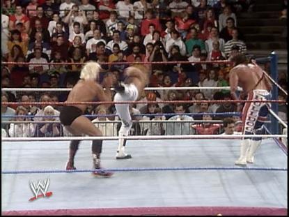 Shawn Michaels Royal Rumble 1992