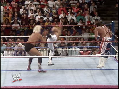 Shawn Michaels Royal Rumble 1992