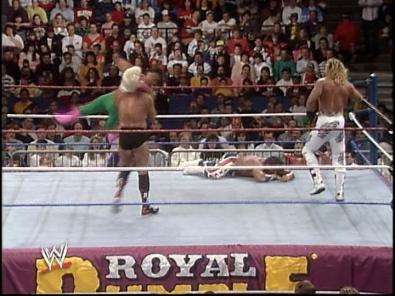 Tito Royal Rumble