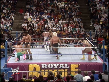 Royal Rumble 1992